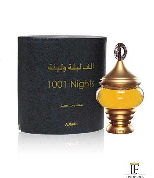 1001 Nights Coffret - Ajmal - Luxurious Fragrances