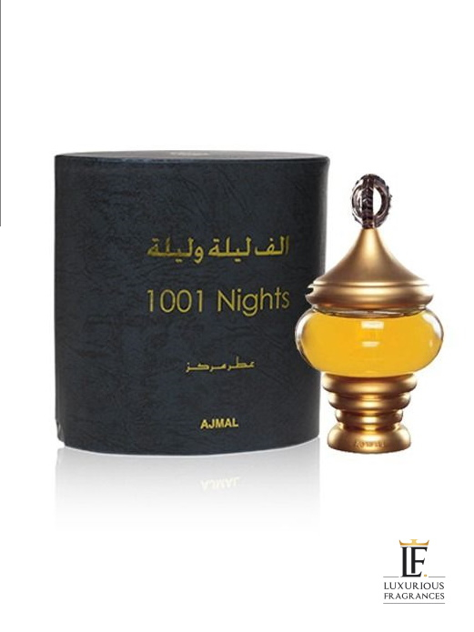 1001 Nights Coffret - Ajmal - Luxurious Fragrances
