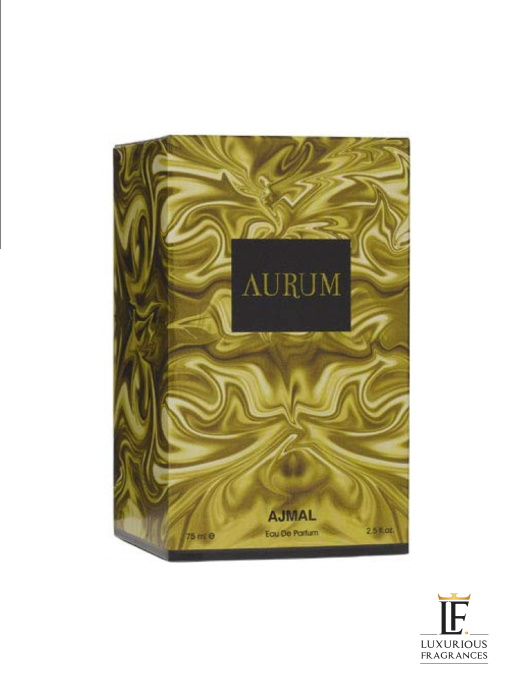 Aurum Coffret - Ajmal - Luxurious Fragrances