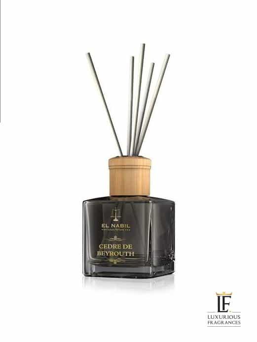 Diffuseur d'Intérieur Cedre de Beyrouth- El Nabil - Luxurious Fragrances