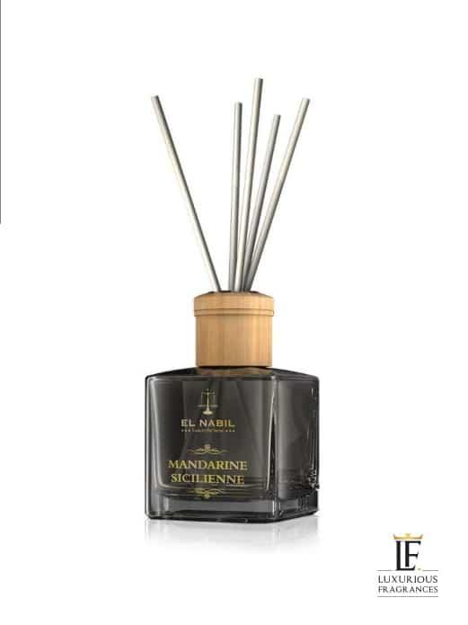Diffuseur d'Intérieur Mandarine Siciliene- El Nabil - Luxurious Fragrances