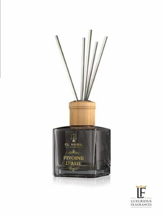 Diffuseur d'Intérieur Pivoine d'Asie- El Nabil - Luxurious Fragrances