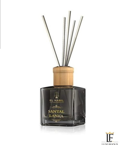 Diffuseur d'Intérieur Santal Lanka - El Nabil - Luxurious Fragrances