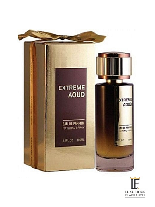 Extreme Aoud Coffret - Lauren Jay - Luxurious Fragrances