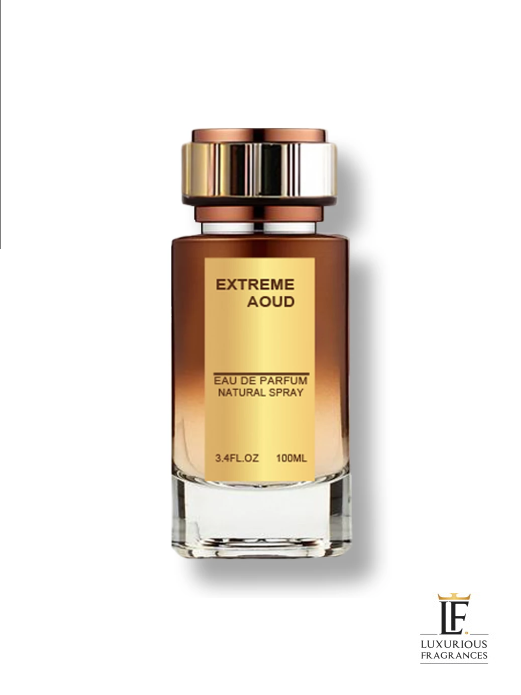 Extreme Aoud - Lauren Jay - Luxurious Fragrances