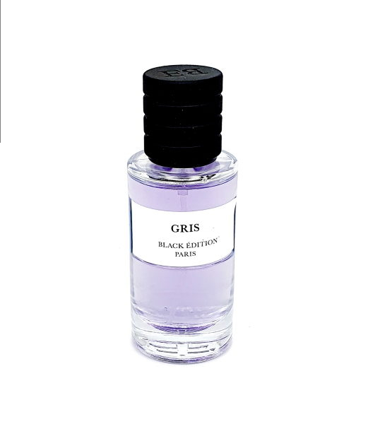 Gris - Black Edition - Luxurious Fragrances