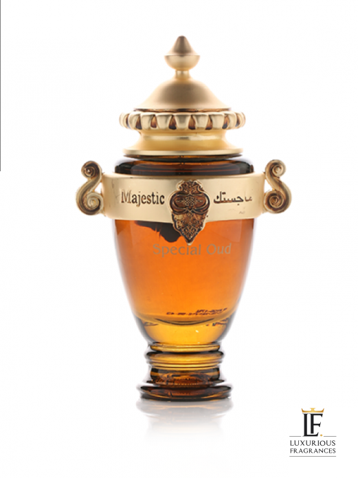Majestic Special Oud - Arabian Oud - Luxurious Fragrances