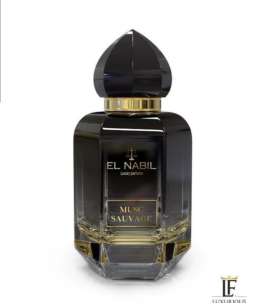 Musc Sauvage - El Nabil - Luxurious Fragrances