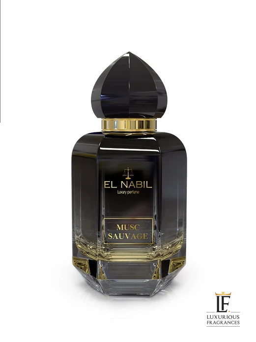 Musc Sauvage - El Nabil - Luxurious Fragrances