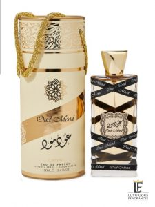 Oud Mood Coffret - Lattafa Perfumes - Luxurious Fragrances