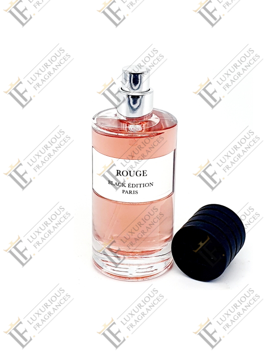 Rouge 2 - Black Edition - Luxurious Fragrances