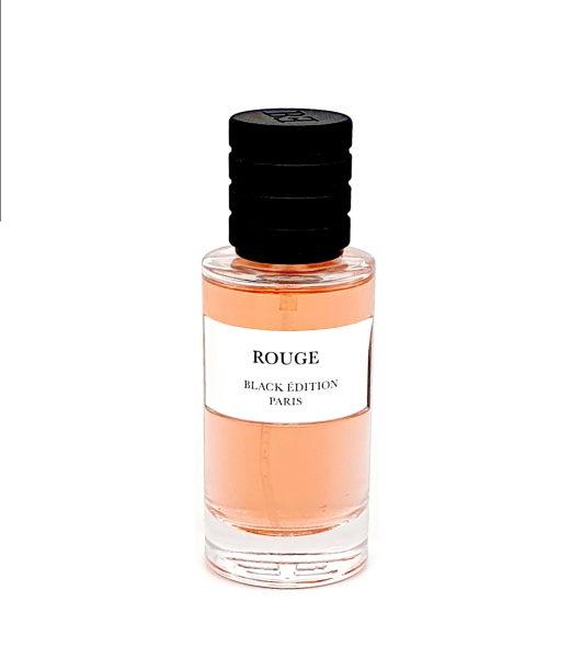 Rouge - Black Edition - Luxurious Fragrances