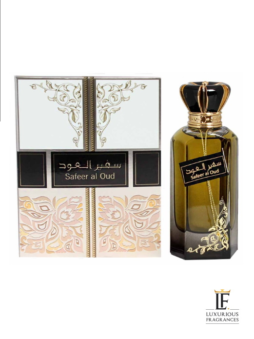 Safeer Al Oud Coffret - Ard Al Zaafaran - Luxurious Fragrances