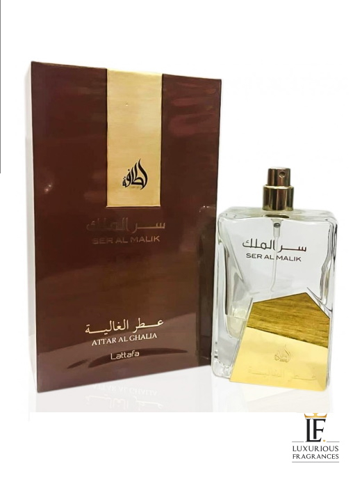 Ser Al Malik - Lattafa Perfumes - Luxurious Fragrances