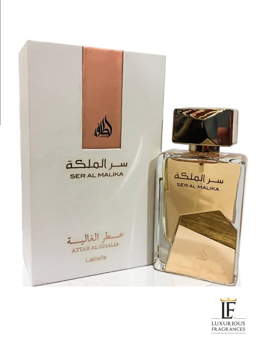 Ser Al Malika - Lattafa Perfumes - Luxurious Fragrances