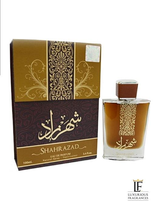 Shahrazad Coffret - Lattafa Perfumes - Luxurious Perfumes