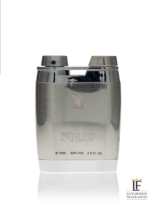 Solid - Arabian Oud - Luxurious Fragrances