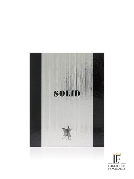 Solid Coffret - Arabian Oud - Luxurious Fragrances
