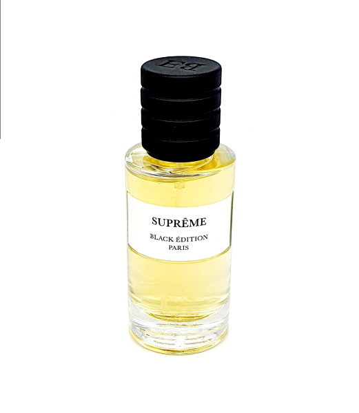 Suprême - Black Edition - Luxurious Fragrances