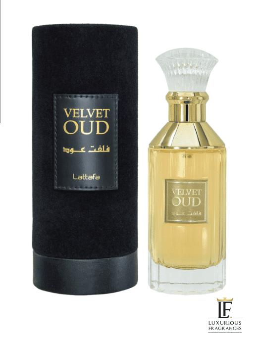 Velvet Oud Coffret - Lattafa Perfumes - Luxurious Fragrances