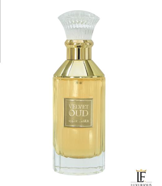 Velvet Oud - Lattafa Perfumes - Luxurious Fragrances