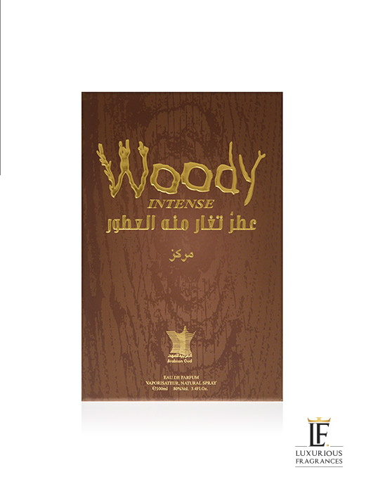Woody Intense Coffret - Arabian Oud - Luxurious Fragrances