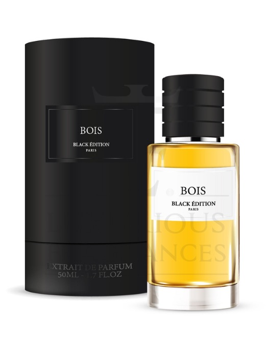 Bois - Black Edition - Luxurious Fragrances