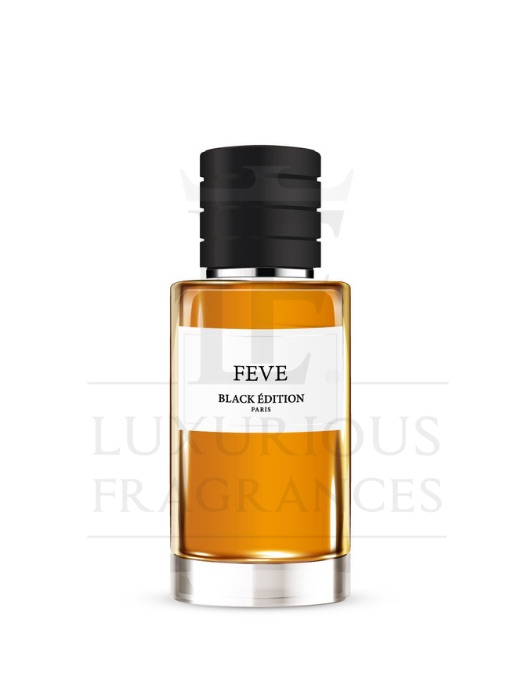 Fève - Black Edition - Luxurious Fragrances