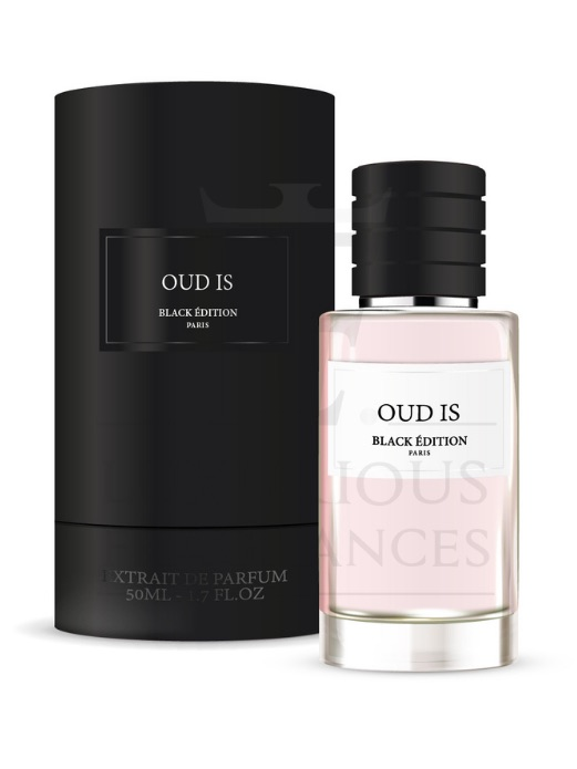 Oud Is - Black Edition - Luxurious Fragrances