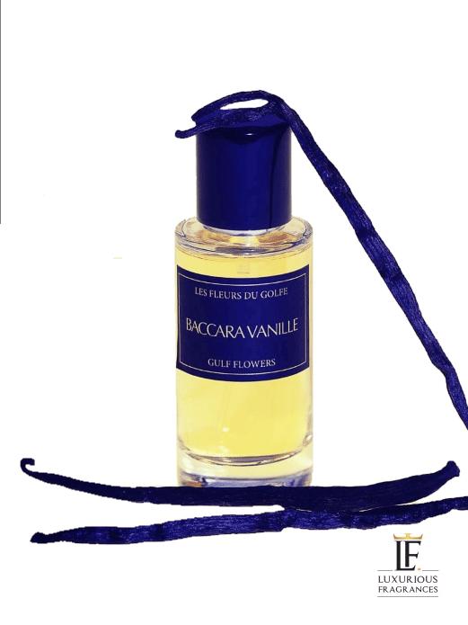 Baccara Vanille - Fleurs du Golfe - Luxurious Fragrances