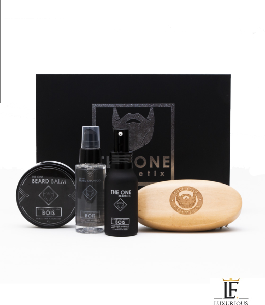 Coffret Barbe Bois - The One - Luxurious Fragrances 2