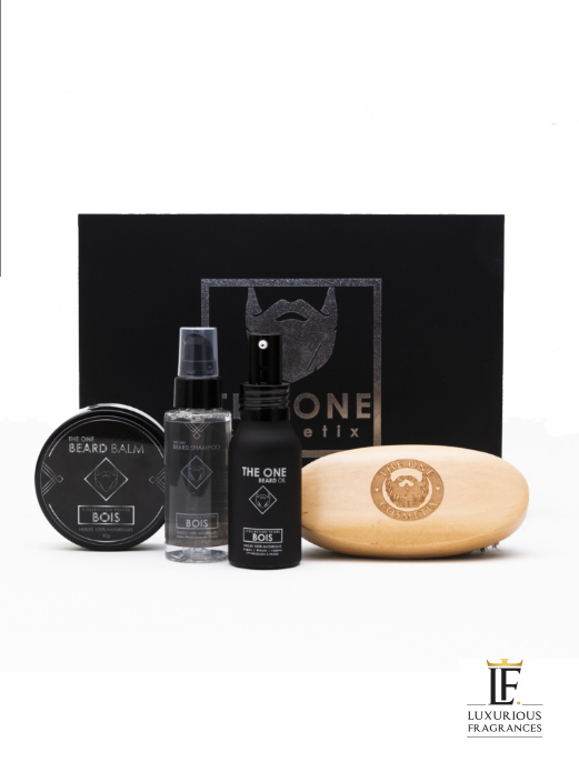 Coffret Barbe Bois - The One - Luxurious Fragrances 2