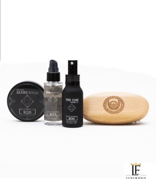 Coffret Barbe Bois - The One - Luxurious Fragrances
