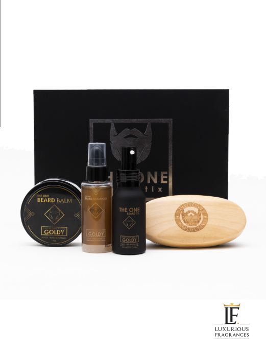 Coffret Barbe Goldy - The One - Luxurious Fragrances 2