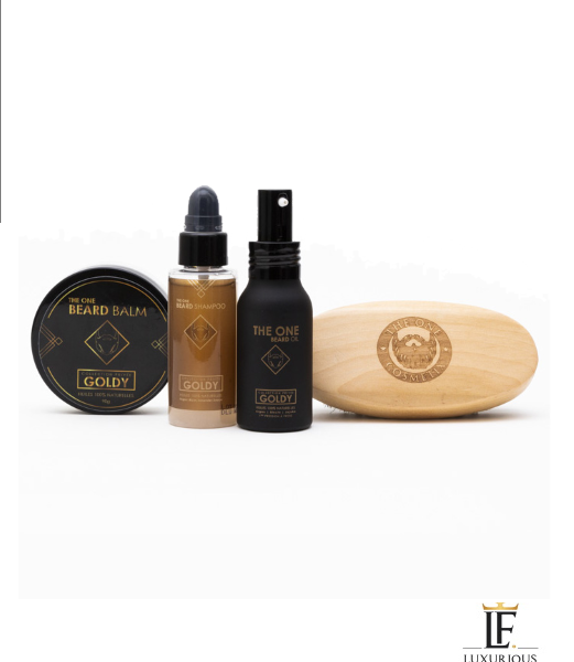 Coffret Barbe Goldy - The One - Luxurious Fragrances