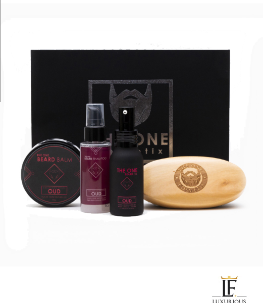 Coffret Barbe Oud - The One - Luxurious Fragrances 2