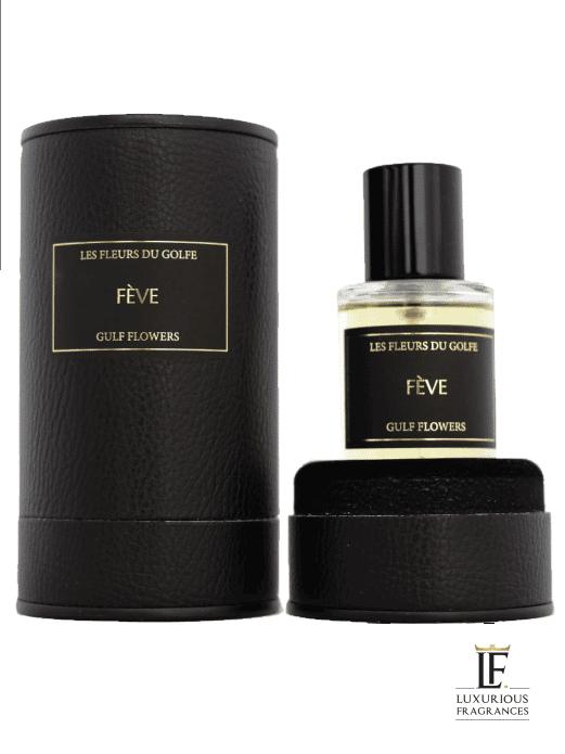 Fève Boite - Les Fleurs du Golfe - Luxurious Fragrances