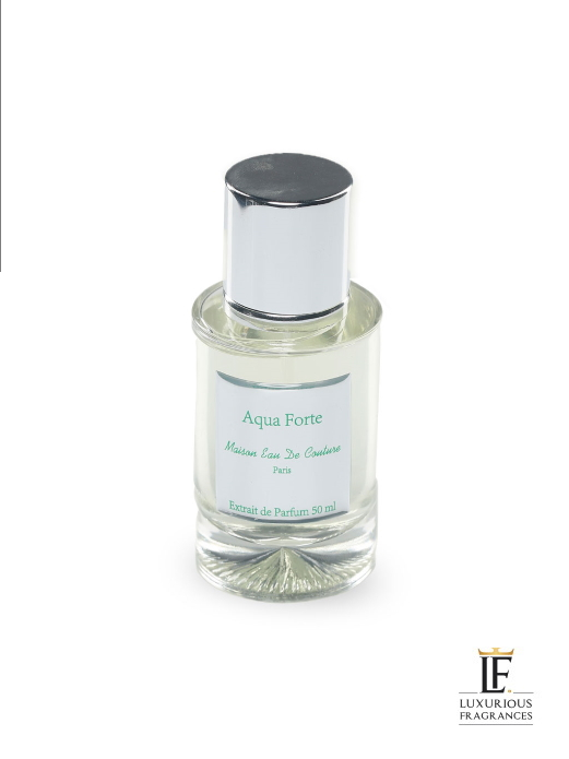 Aqua Forte - Maison Eau de Couture - Luxurious Fragrances 2