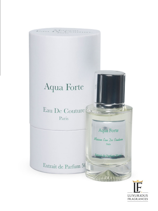 Aqua Forte - Maison Eau de Couture - Luxurious Fragrances