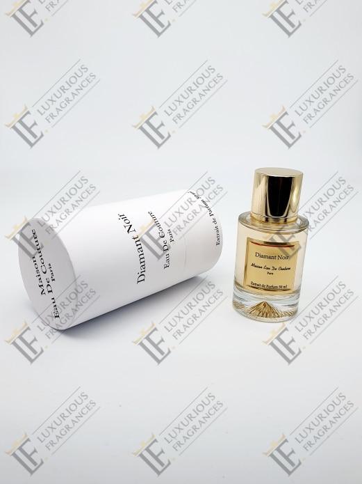 Diamant Noir Coffret - Maison Eau de Couture - Luxurious Fragrances
