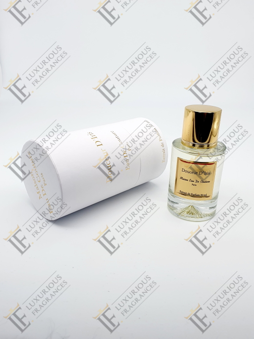 Douceur D'iris Coffret - Maison Eau de Couture - Luxurious Fragrances