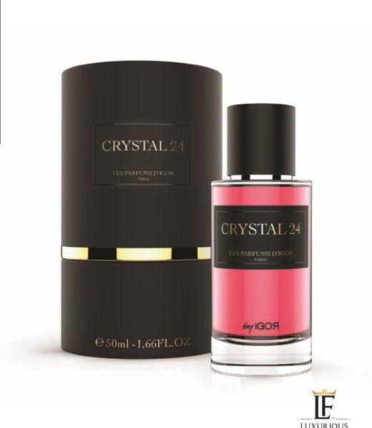 Crystal 24 - Les Parfums d'Igor - Luxurious Fragrances