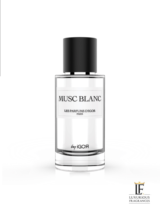 Musc Blanc - Les Parfums d'Igor - Luxurious Fragrances