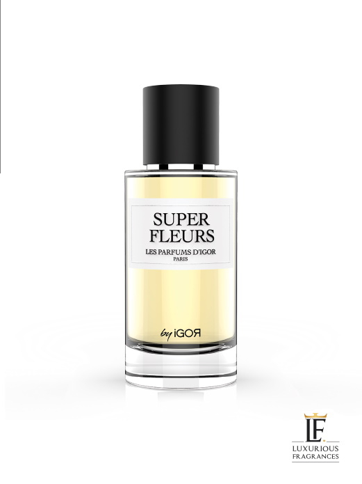 Super Fleurs - Les Parfums d'Igor - Luxurious Fragrances
