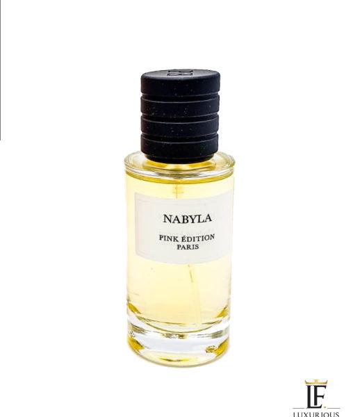 Nabyla - Black Edition - Luxurious Fragrances