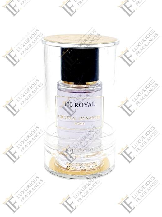 100 Royal - Crystal Dynastie - Luxurious Fragrances