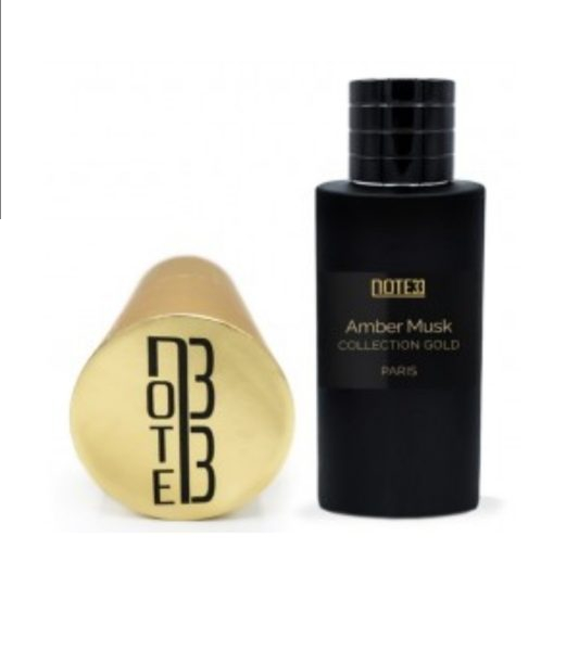 Amber Musk Collection Gold - Note 33 - Luxurious-Fragrances