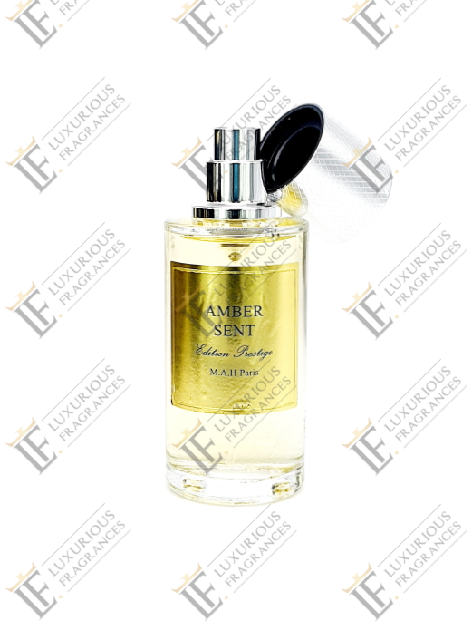 Amber Sent Edition Prestige - M.A.H - Luxurious Fragrances