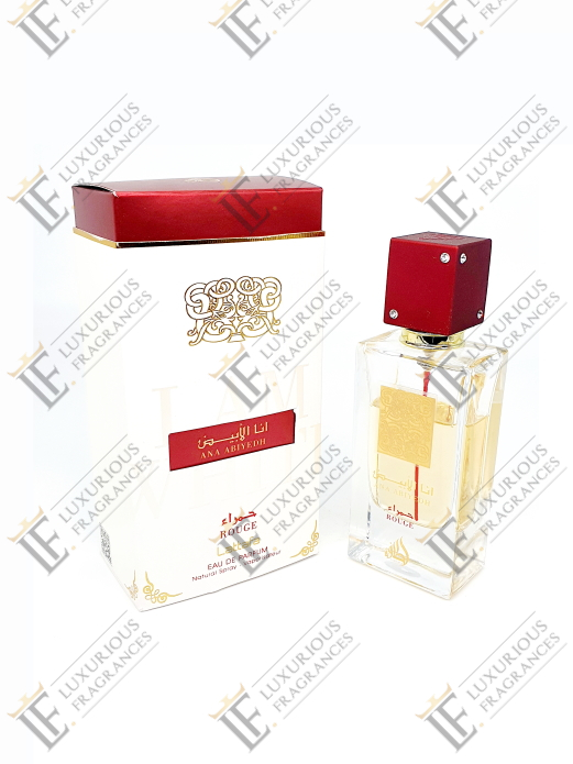 Ana Abiyedh Rouge - Lattafa Perfumes - Luxurious Fragrances 2
