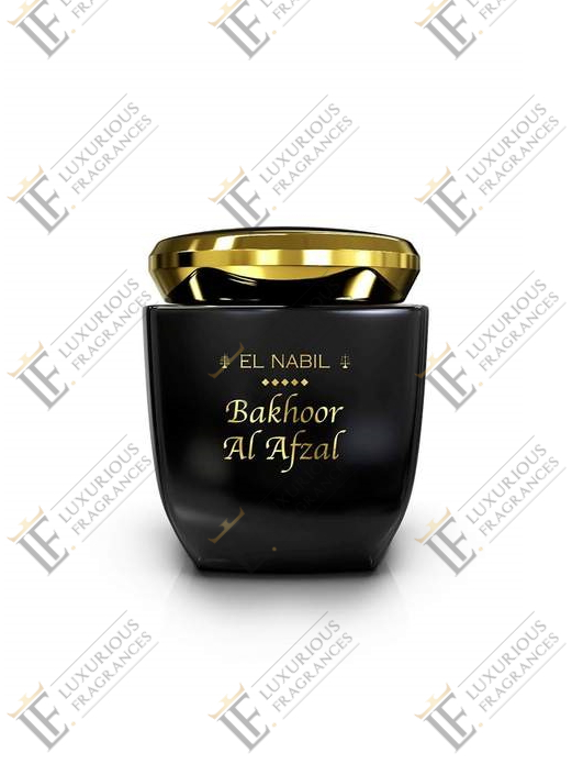 Bakhoor Al Afzal - El Nabil - Luxurious Fragrances